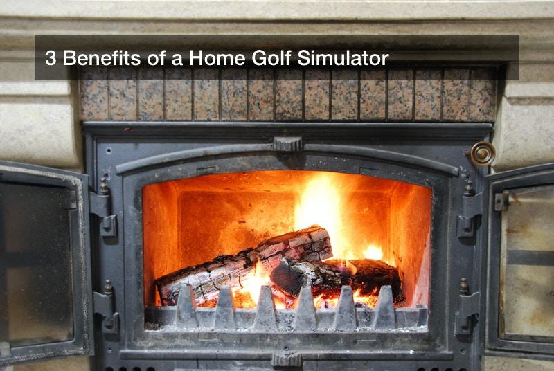 3 Benefits of a Home Golf Simulator