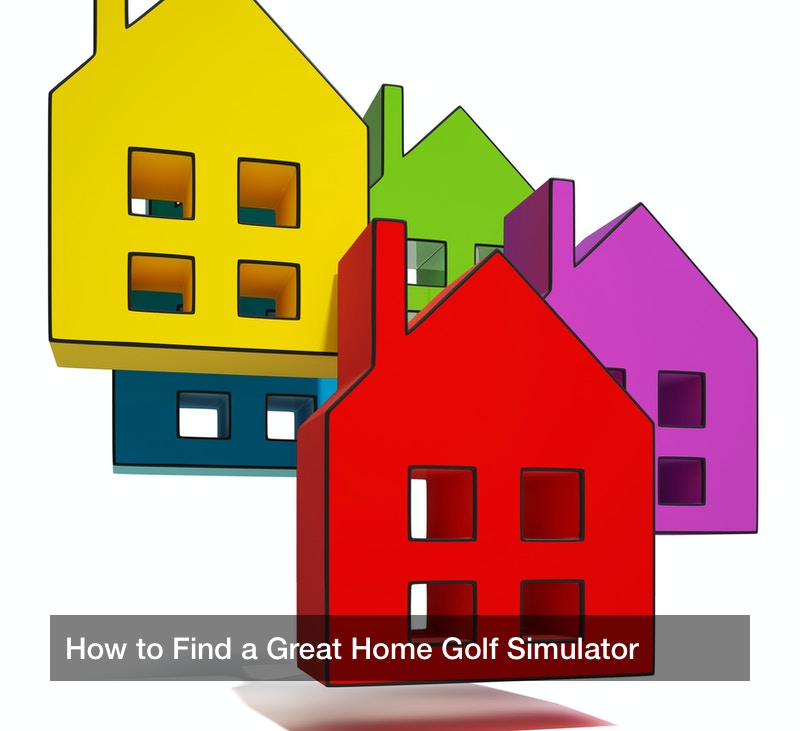 How to Find a Great Home Golf Simulator