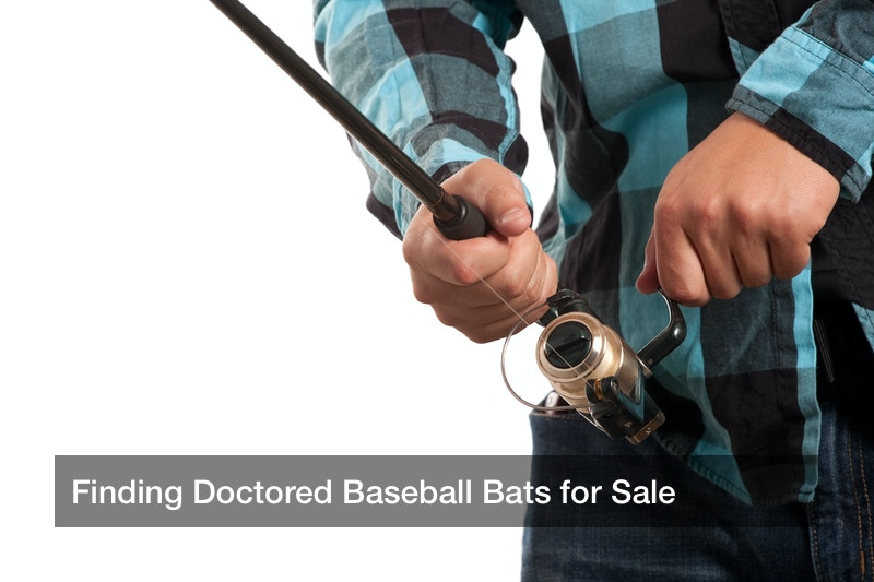 Finding Doctored Baseball Bats for Sale
