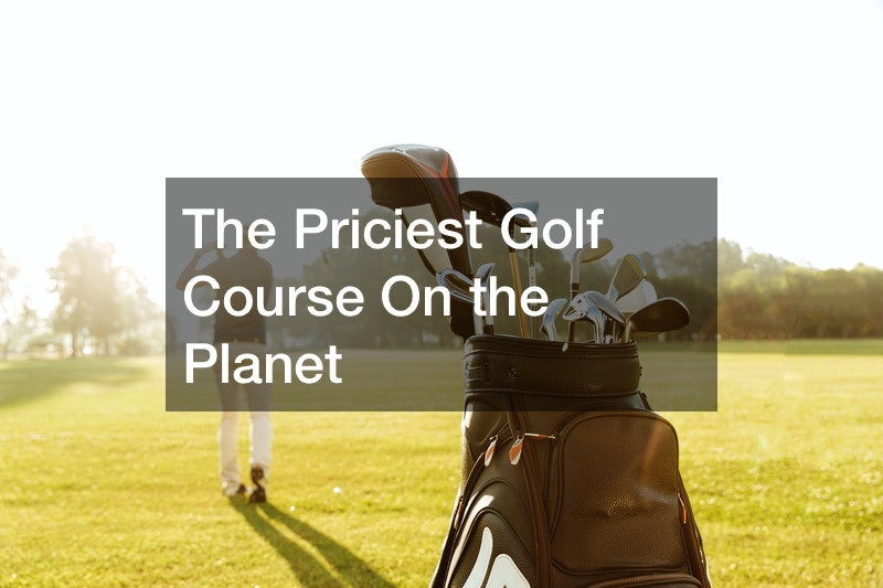 The Priciest Golf Course On the Planet